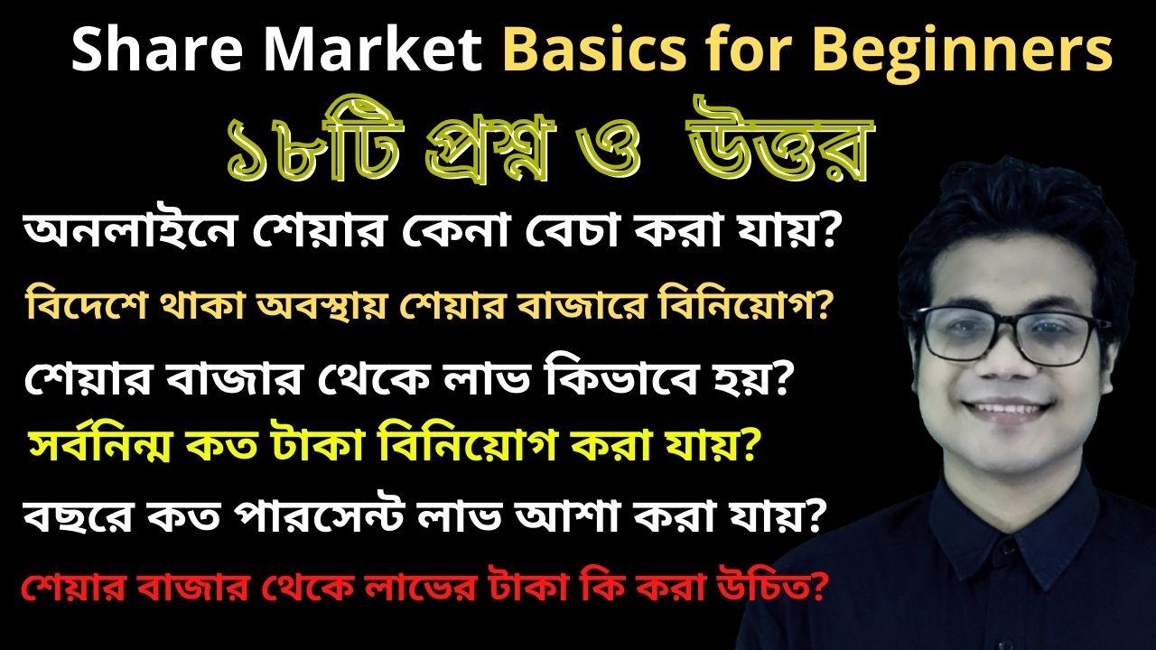 Share Market Basics for Beginners